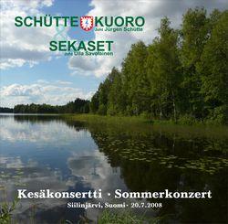 Kesäkonsertti - Sommerkonzert