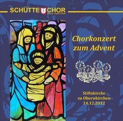 Chorkonzert zum Advent 2012