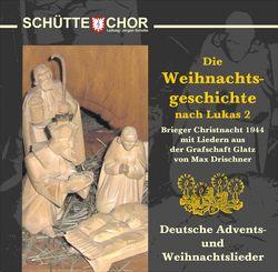 Die Weihnachtsgeschichte von Max Drischner