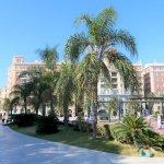 Am Plaza de la Marina