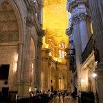 In der Kathedrale von Málaga