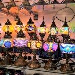 Lampen im Überfluss