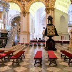 In der Kathedrale von Granada