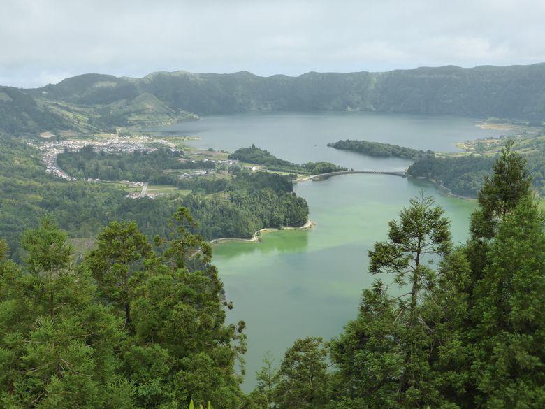 Inselspringen auf den Azoren