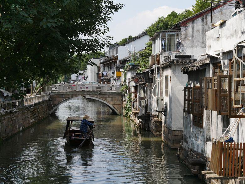 Suzhou und Zujiajiao