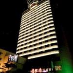 Das Jinjiang Hotel in Kunming