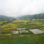Zugfahrt von Kunming nach Dali