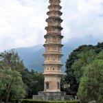 Pagode des Chongsheng-Tempels