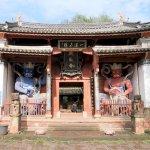 Xingjiao-Tempel in Shaxi