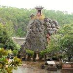 Kloster am Shibao-Berg