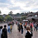 Marktplatz in Lijiang