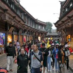 In der Altstadt von Lijiang
