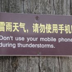 Warnung an Handybesitzer