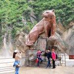 Beliebtes Fotomotiv der Touristen
