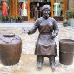 Denkmal für die kleine Marktfrau