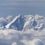 Grandiose Bergwelt über den Wolken