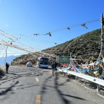 Über den Pass zum Kloster Samye
