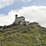 Die berühmte Festung Yumbulakhang