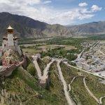 Die alte Festung Yumbulakhang