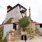 Eines der wohl ältesten Gebäude in Tibet