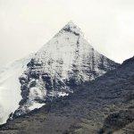 Schnee-Gipfel