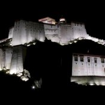 Blick auf die Festung