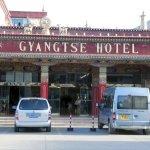 Gyantse-Hotel