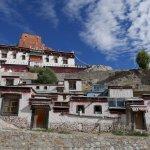 Blick über das Kloster-Gelände