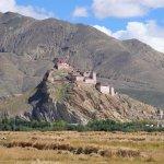 Festung auf der Fahrt nach Shigatse