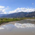 Lhasa-Fluss