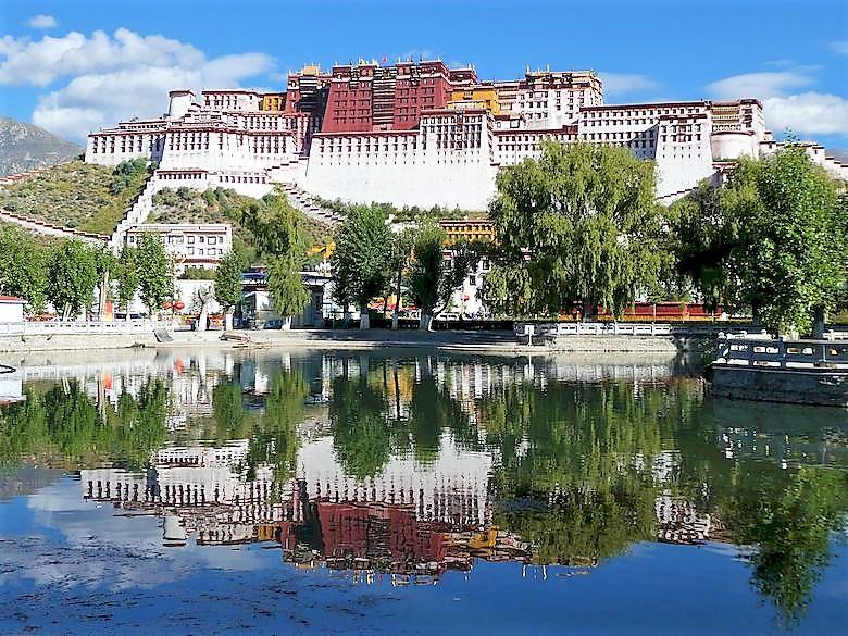 Lhasa - Eine Stadt entdecken undBuddhismus erleben