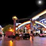 Lhasas bunte Lichterbögen
