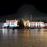 Blick über den Platz