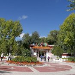 Norbulingka - Sommerresidenz des Dalai Lamas