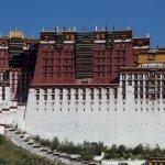 13 Stockwerke ist der Potala-Palast hoch