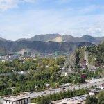 Lhasa von oben