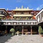 Im Jokhang-Tempel