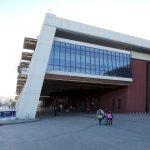 Der Bahnhof von Lhasa