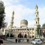 Die Dongguan-Moschee in Xining