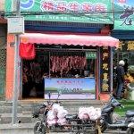 Orientalische Marktstraße