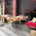 Reichlich kulinarische Köstlichkeiten - für Chinesen