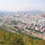 Über den Dächern von Xining