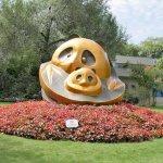 Panda-Monument