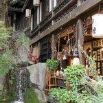 Schöne Häuser in der Altstadt