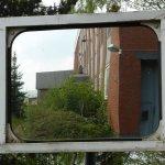 Die alte JVA im Spiegel