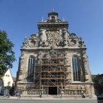 Die Stadtkirche wird renoviert