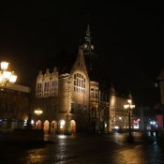 Marktplatz bei Nacht