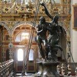 Taufbecken in der Stadtkirche