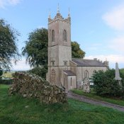 Saint Patrick's Church am Hill of Tara