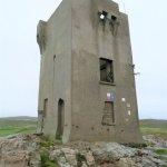 Der alte Turm von Malin Head